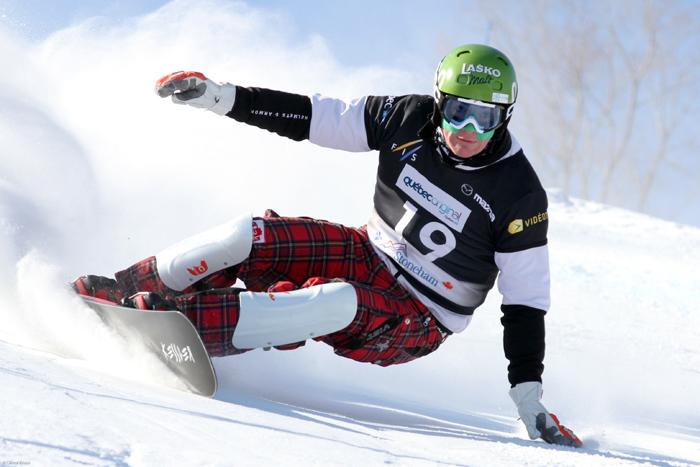 FIS Snowboard World Championships - Stoneham - PGS