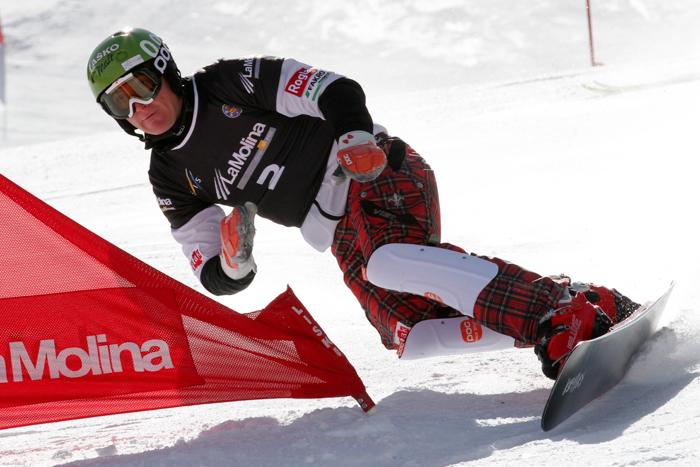 FIS Snowboard World Cup - La Molina - PGS
