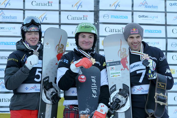 FIS Snowboard World Championships – Stoneham – PSL