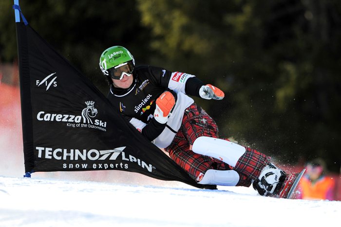 FIS Snowboard World Cup - Carezza - PGS