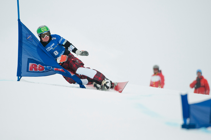 FIS Snowboard World Cup - Sudelfeld GER  - Parallel Giant Slalom - PGS  - MARGUC Rok SLO © Miha Matavz