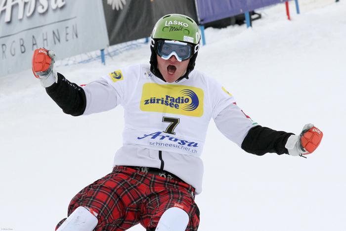 FIS Snowboard World Cup -  Arosa - PGS