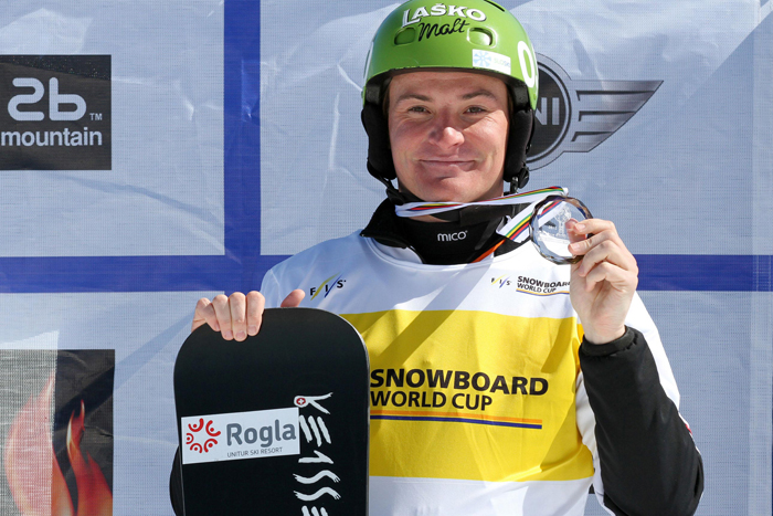 FIS Snowboard World Cup -  Sierra Nevada