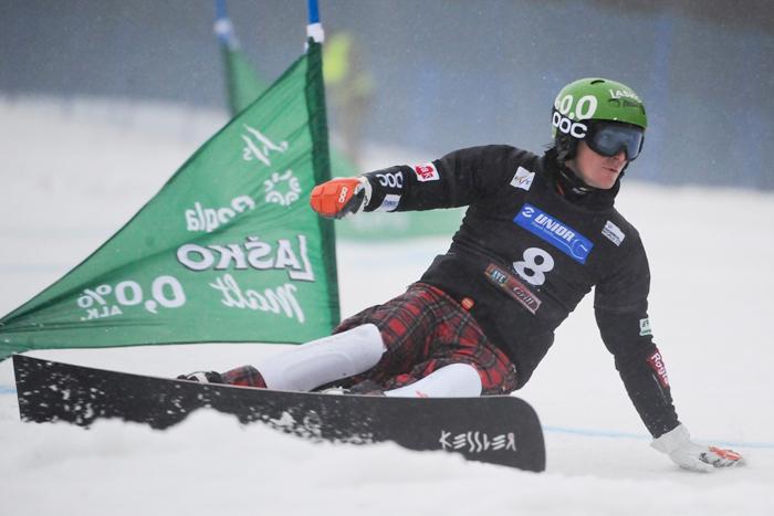 FIS Snowboard World Cup - Rogla - PGS